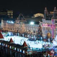 クリスマスイブのロシア語レッスン