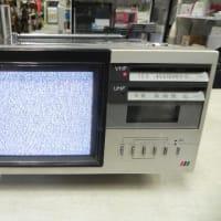 1979年製のポータブルラジオ付テレビ Victor CX-62