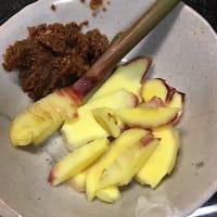 自然栽培生姜の美味しさに驚き!