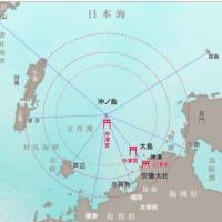 沖ノ島の秘宝の歴史