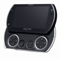 E3 2009 ソニーは「PSP go」発表! 任天堂も新作ソフトなど発表