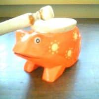 バリ土産・蛙の歌