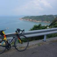 田万川ロードバイクトレーニング
