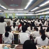 10月17日、明徳義塾中高等学校での行事