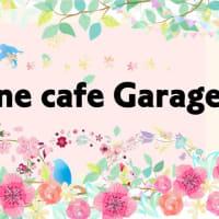 amane cafe Garage 看板つきました