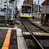 サヨウナラ恵美須町駅(阪堺電気軌道)
