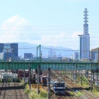 JR貨物 静岡貨物駅訪問記 (2078レ発車 2020年8月ほか)