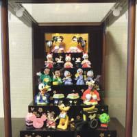 「ディズニー五段飾りのお雛さま」は、関東雛でした!
