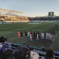 11/29 第37節 松本山雅FC戦 (長野・サンプロ アルウィン)