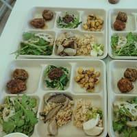 講座と試食