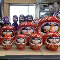 日本一の気品・風格をもつ山梨の「甲州だるま」