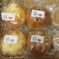 本日の「国産小麦のパン」入荷しました♪