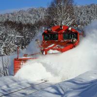 ~最北の冬を求めて~ 雪を被る
