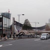 東京の知らない街をブラリ旅;信濃町駅から原宿駅へ(4);原宿・竹下通りから原宿駅へ
