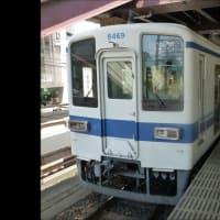 東武野田線 8000系 船橋→柏→大宮 Tobu Noda Line 8000 Series 2013.05.05