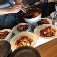 兵庫の「クイーン」な苺がスゴイ薬膳料理に @ ヒル薬膳粥 ヨル貝料理「カイノクチ」