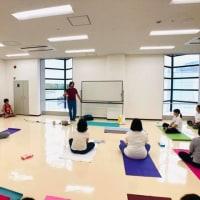 12・20 福岡ヨーガ講習会