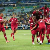 カタールは勝ち試合だった・・・コパ・アメリカ