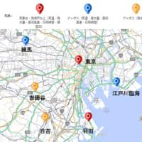 気象・天気病症状(東京都)5/14(金)1~7時台:少し痛い~痛い~かなり痛い人が75%