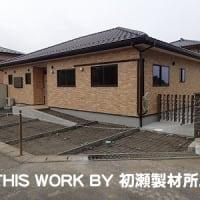 W様邸新築工事(いわき市平) ~玄関収納取付工事~