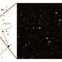 """【国立天文台】 過去記事 ; 8月19日22:30分、""""""""突然、星を作らなくなった銀河の発見   -100 億年前、銀河に何が起こったのか?"""""""" (後半部)"""