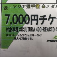 MERIDA 2017モデルお買得情報