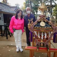 豊玉第4町会のお神輿