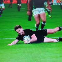 〔ラグビーW杯2019準々決勝〕絶対王者オールブラックス、アイルランドを圧倒!