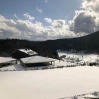 季節は『冬』!?
