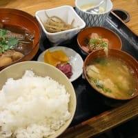 煮魚定食(2) 鯛将丸