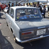 Mitsubishi Colt 1500/1200 1968- 変形ヘッドランプを採用した三菱 コルト 1500の後期モデル