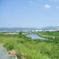 芥川と北摂連山