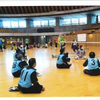第2回アダプテッドスポーツフェスティバル パラスポーツ、この時期だからこそ 私たち指導者が楽しくスポーツを!【指導者協議会設立25周年記念】2021.3.27このはなアリーナ