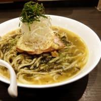 【限定】ラーメン のりしおバター味@札幌Fuji屋