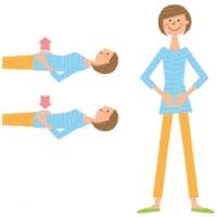 内臓強化で夏バテ対策!丹田たたきと腸運動
