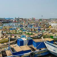 ガーナは法律を更新し、IUU漁業と戦うために巡視船を追加した