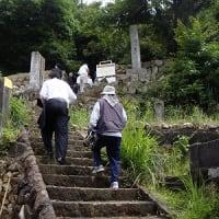 墓前祭・・・6月13日午前10時から、高知市の筆山公園で
