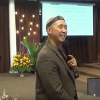 2020年2月12日 水曜韓国語説教 聖霊の名により伝道のバプテストを施す (機械音声)