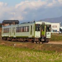 JR飯山線(11/13):キヤE195-1000試運転
