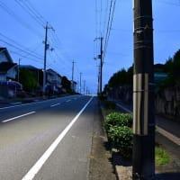 今日の『お写ん歩』終了!!(2020年8月11日)
