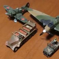 IL-2 Sturmovik Tamiya 1/72