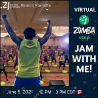 結局4週連続でZumba Step Jam Session