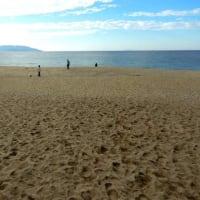 屋久島、いなか浜&夕日の丘からの景色