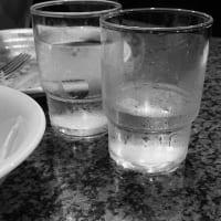 水が飲みたかったのに