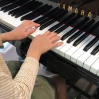 グランドピアノでのレッスン再開 🎹 2019年6月12日
