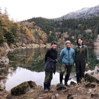 △大河原峠~双子池ルート 女優 森郁月さんのブログで紹介して下さっています!