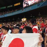 日本対スコットランド