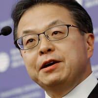 世耕経産相 韓国への輸出規制 1件の許可を公表 !!