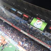 【J1】横浜vs名古屋「元気玉」@日産