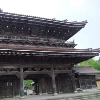 心に残る風景「富山の名刹」